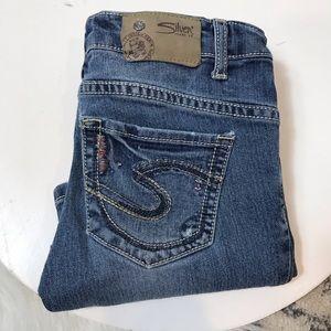 "BOGO🎉 Silver Jeans ""Tammy"" Girls Jeans Size 10"